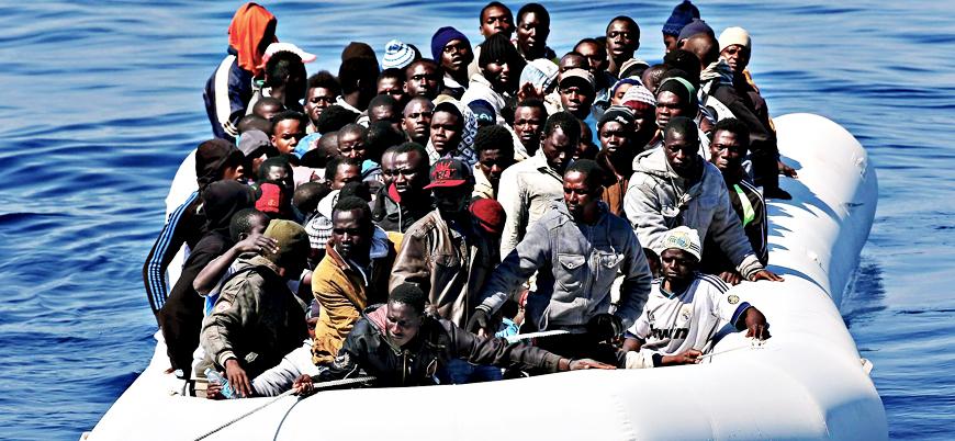İspanya'ya ulaşmaya çalışırken ölen Afrikalı göçmen sayısında üç kat artış