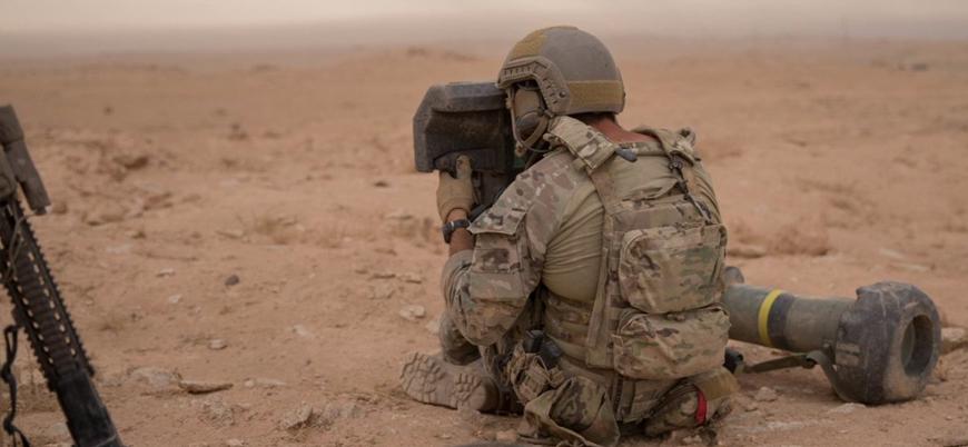 ABD askerleri Suriye'de YPG/PKK ile 'omuz omuza' görüntülendi