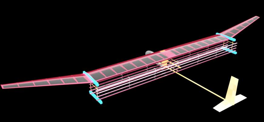 MIT pervanesi ve türbini olmayan uçağı havalandırdı