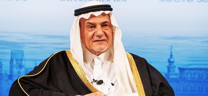 Suudi Prens Turki el Faysal: Kaşıkçı cinayeti konusunda CIA'e güvenmiyoruz