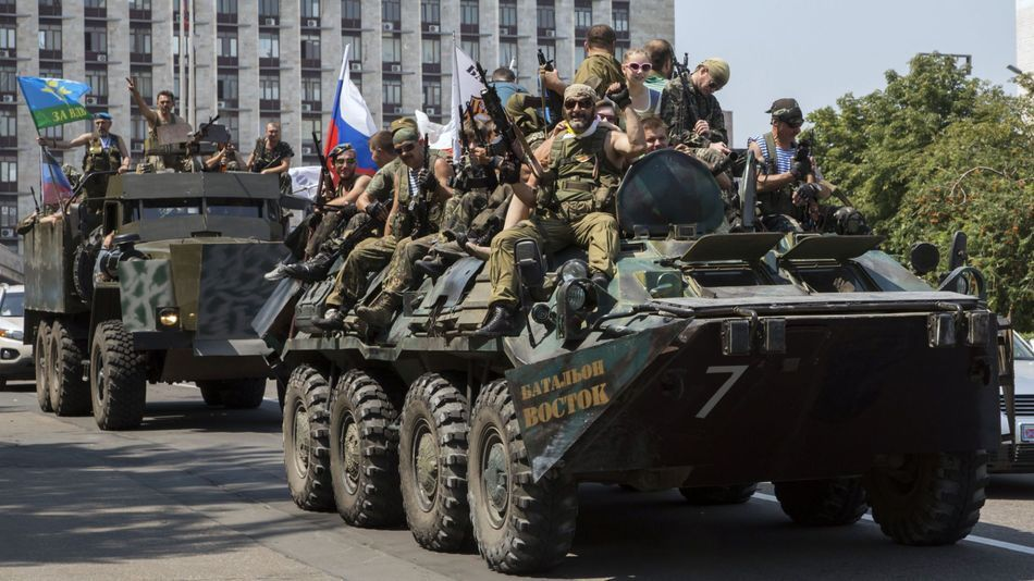 """""""5 bin Rus askeri bize karşı savaşıyor"""""""