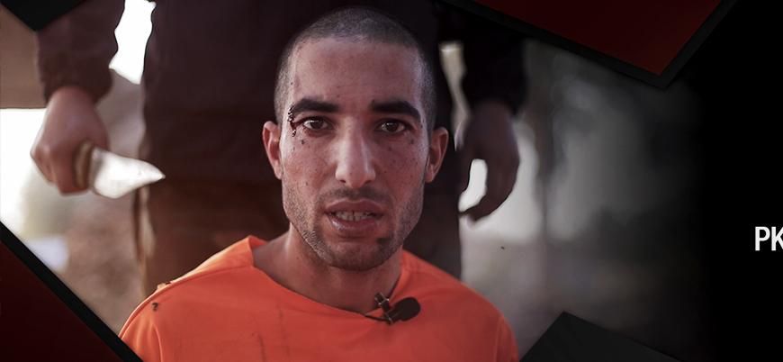 IŞİD Suriye'de esir aldığı PKK'lıları infaz etti