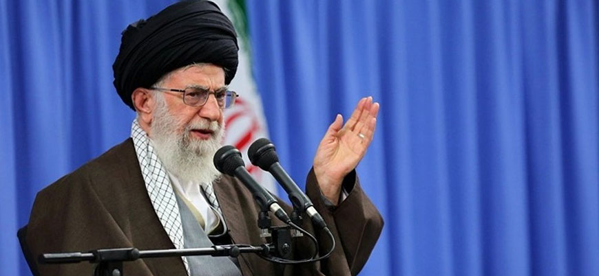 Hamaney: ABD İslam'dan korktuğu için Orta Doğu'ya saldırıyor