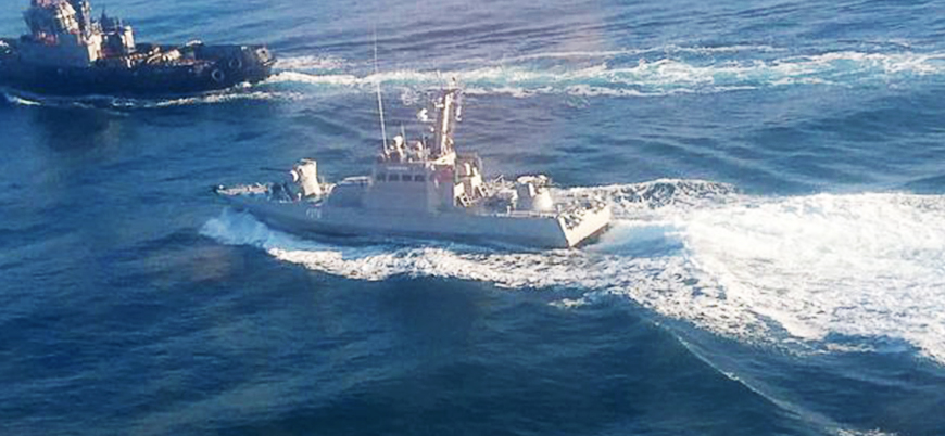 Ukrayna'da savaş çanları: Rusya savaş gemilerine el koydu