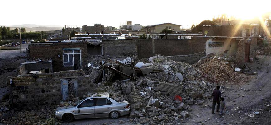 İran'da deprem: 500'den fazla yaralı