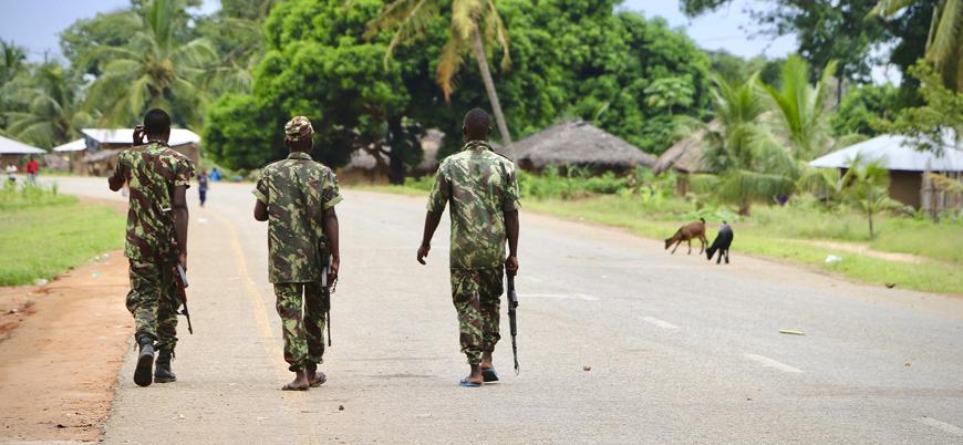 """""""Cihat yanlıları Mozambik'te organize oluyor"""""""