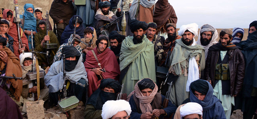 """Afganistan'da 100 binden fazla Taliban mensubu var"""