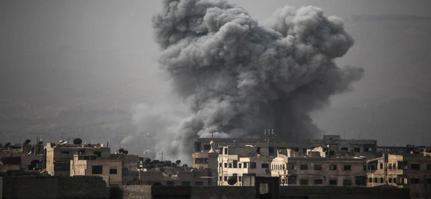 ABD Deyrizor'da katliama devam ediyor: İki günde 44 sivil öldürüldü