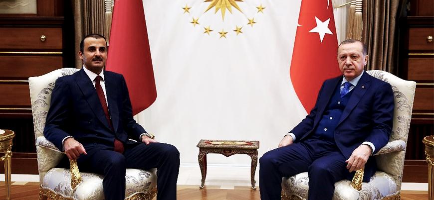 Erdoğan: Türkiye ile Katar kara gün dostu olduklarını defalarca göstermiştir