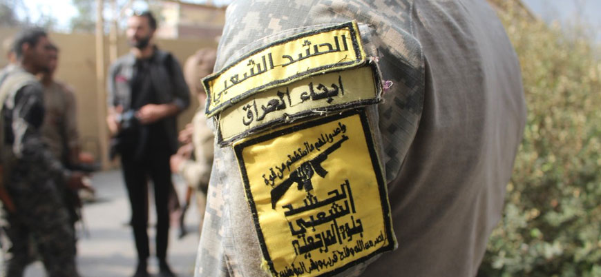 Haşdi Şabi Irak-Suriye sınırını istiyor