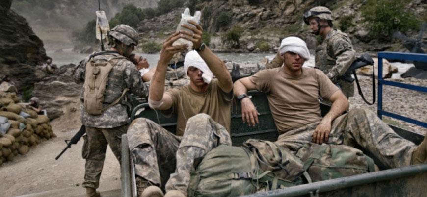 Afganistan'da 3 ABD askeri Taliban saldırısında öldürüldü