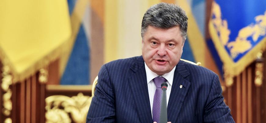 Poroşenko: Ukrayna topyekun savaş tehdidi altında