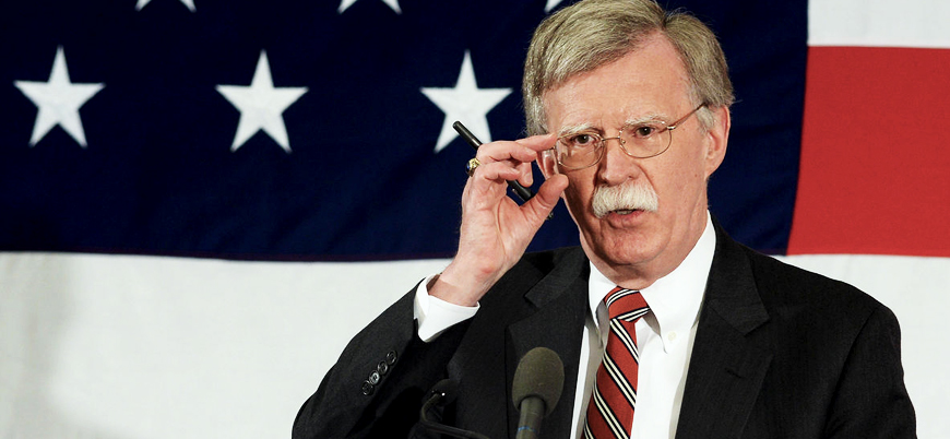 ABD dış politikası Bolton'un istifasından nasıl etkilenecek?