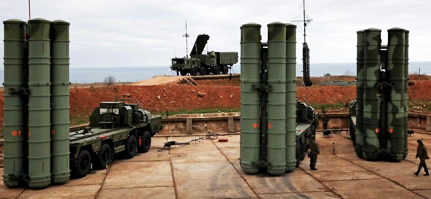 Rusya Kırım'a S-400 hava savunma sistemi yerleştirecek