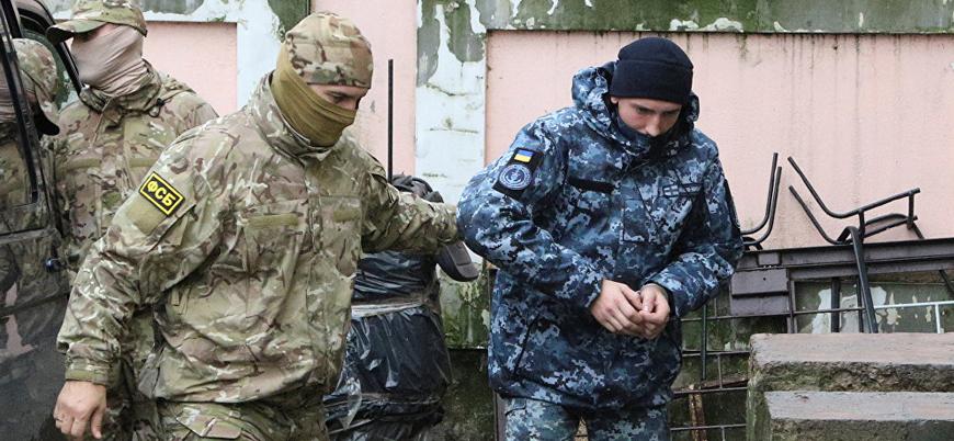 Rusya 9 Ukrayna askerini daha tutukladı