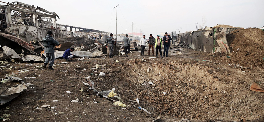 Afganistan'da İngiliz güvenlik şirketine yönelik saldırıyla ilgili Taliban'dan açıklama