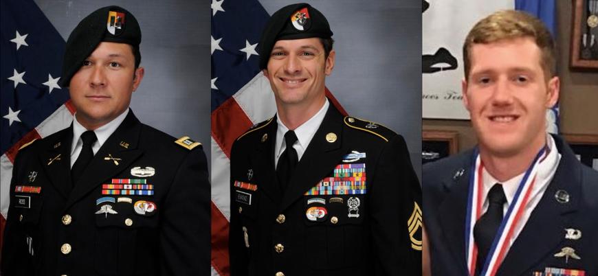 ABD Afganistan'da öldürülen askerlerinin fotoğraflarını yayınladı