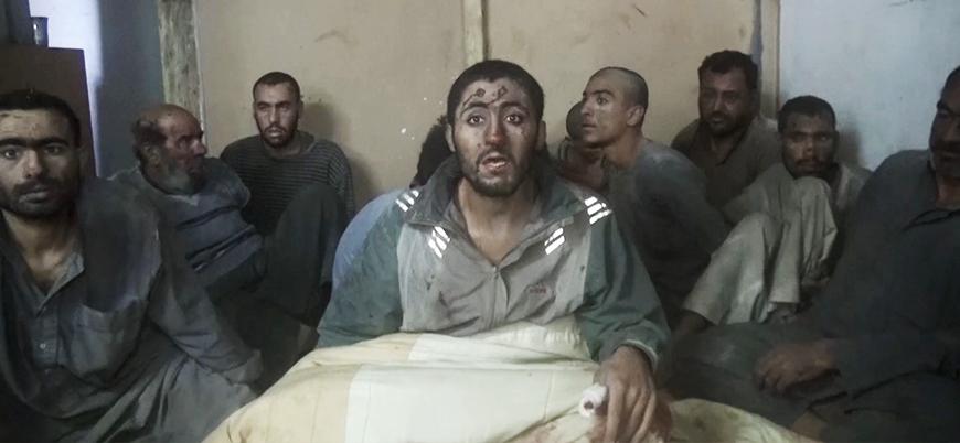 ABD IŞİD'in elindeki YPG/PKK'lı esirleri vurdu