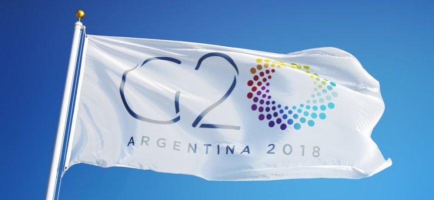 G20 zirvesinin gündemi neler?