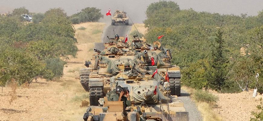 """""""Türkiye'nin Suriye'nin kuzeyinde 11 bin askeri var"""""""