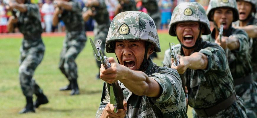Çin'in tecrübesiz ordusu iş ciddileştiğinde başarısız olabilir