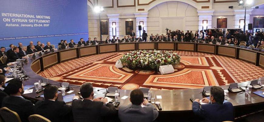 'Suriye Anayasa Komitesi' sürecinden sonuç çıkmadı