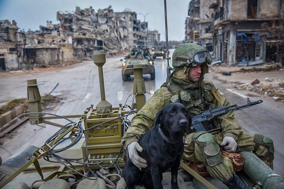 Rusya Suriye'deki askeri varlığını azaltıyor
