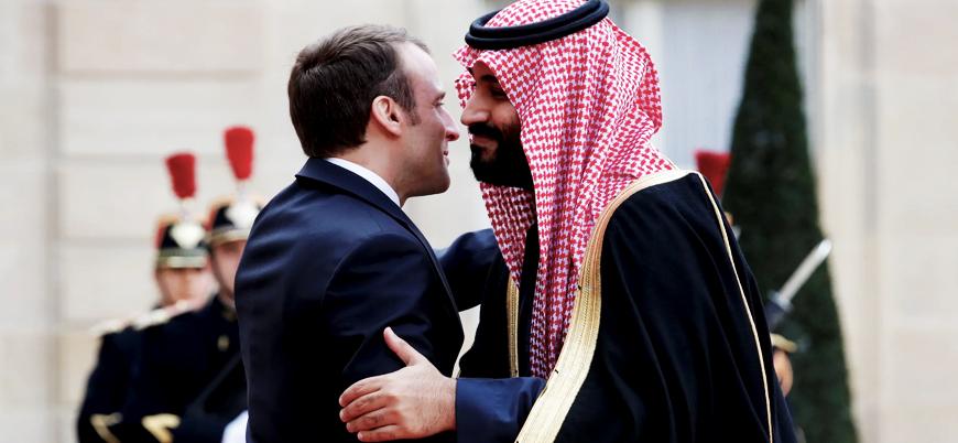 Macron'dan Muhammed bin Selman'a Kaşıkçı cinayeti tepkisi: 'Beni dinlemedin'