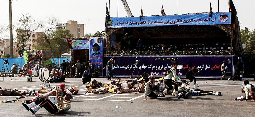 İran: Ahvaz saldırısından Suudi Arabistan sorumlu