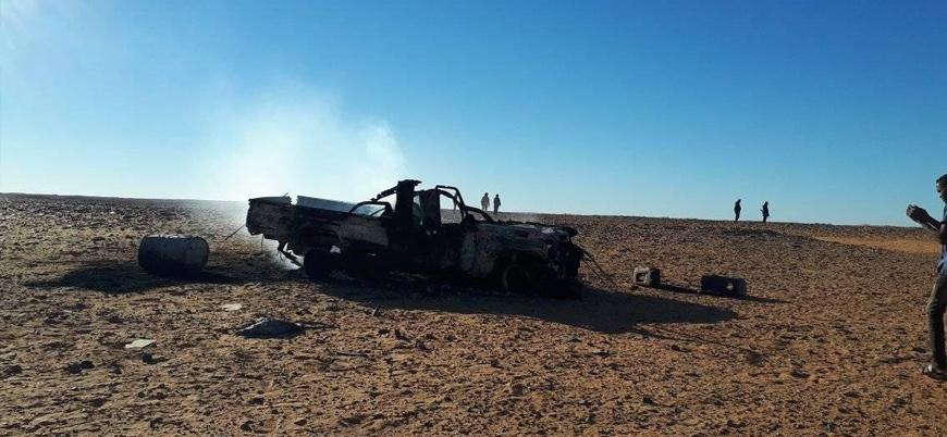 ABD'den Libya'da El Kaide'ye hava saldırısı