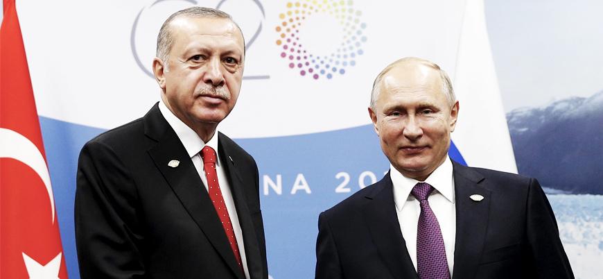 Erdoğan İdlib'i görüşmek için Moskova'ya gidiyor