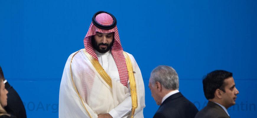 Veliaht Prens G20'de diğer liderlerden nasıl muamele gördü?