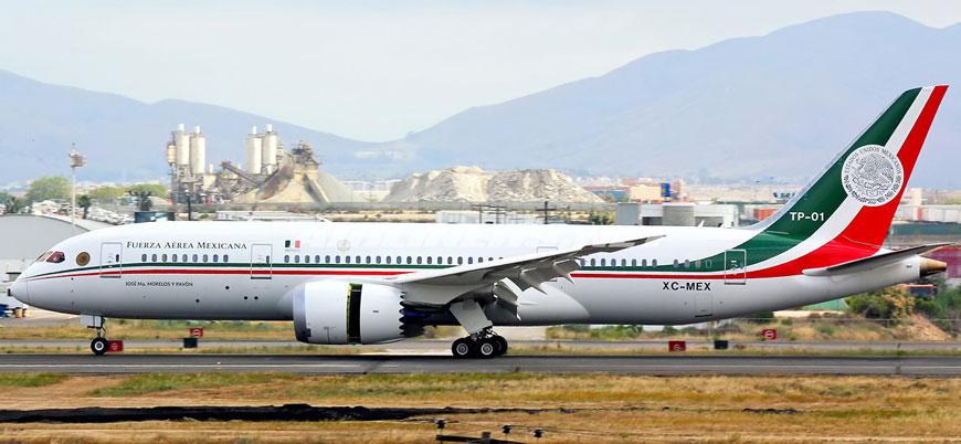 Seçim vaadiydi: Meksika'nın yeni başkanı lüks uçağı satıyor