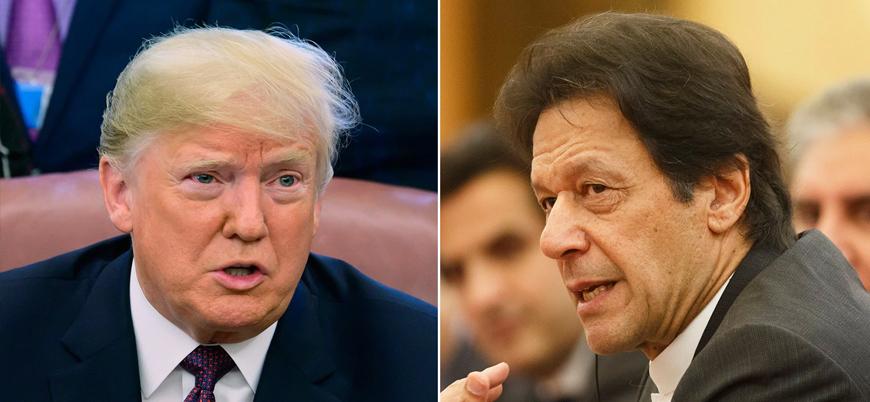 Trump'tan İmran Han'a mektup: Afganistan'da barış için bize yardım edin