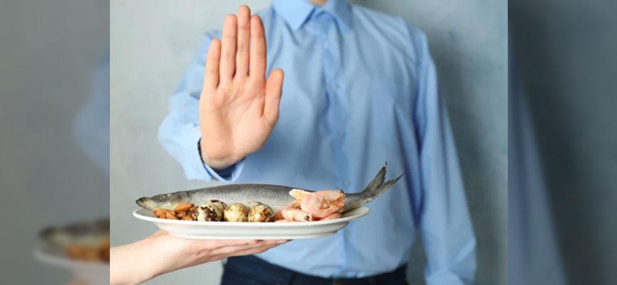 Gıda alerjisi neden olur?