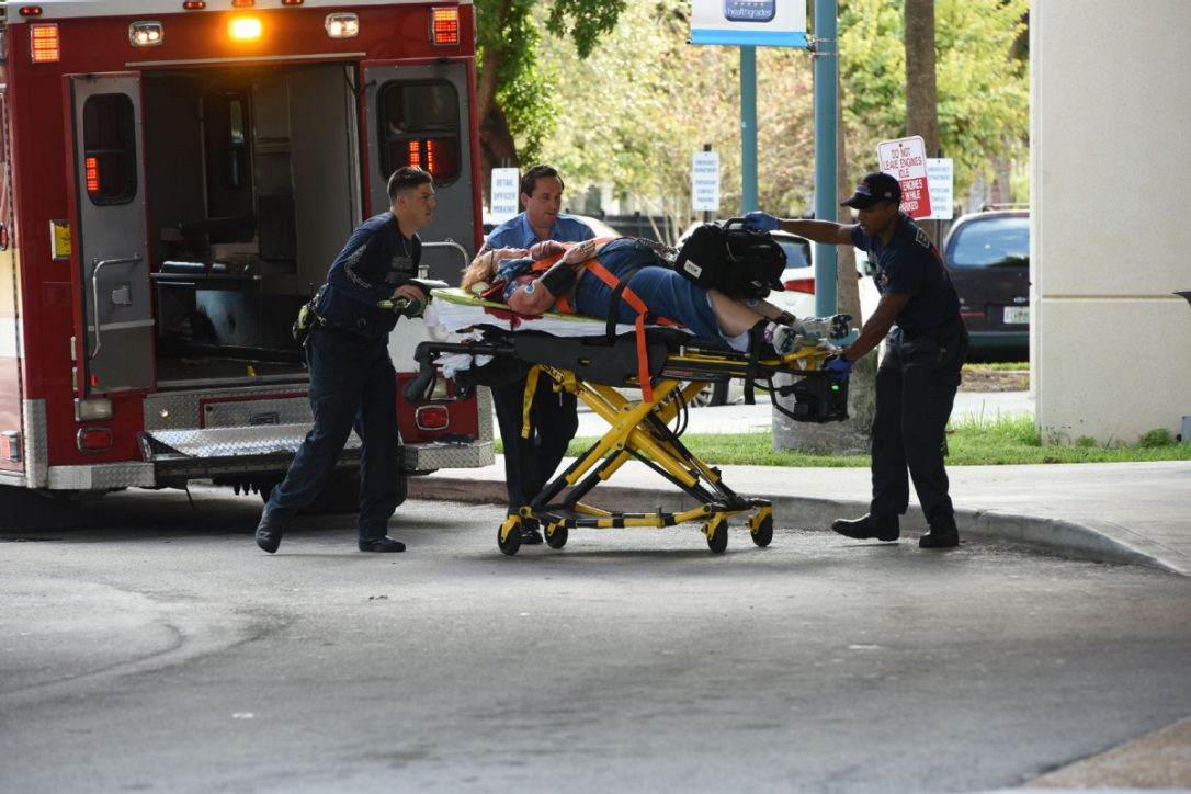 Florida Havalimanı'nda silahlı saldırı