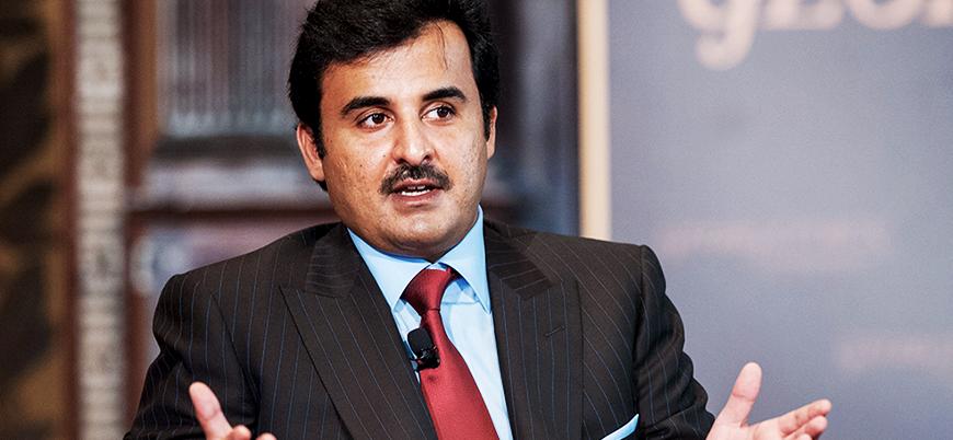 Suudi Arabistan'dan Katar Emiri El Sani'ye 'Körfez Zirvesi' daveti