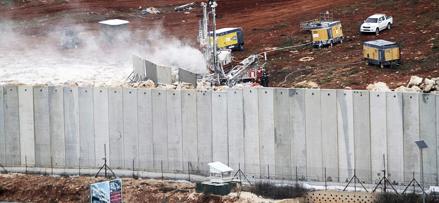 İsrail'den Hizbullah'a 'terör tünelleri' operasyonu