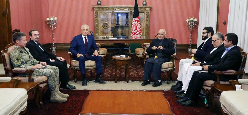 ABD Afganistan'da 2020'den önce Taliban ile çözüm istiyor