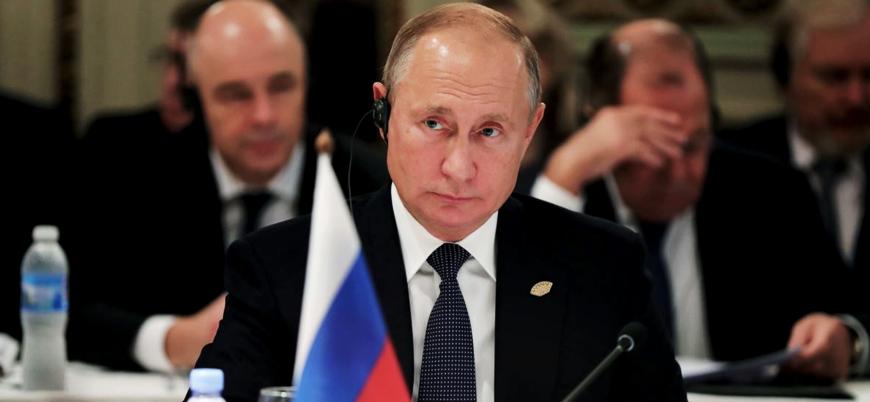 Putin: ABD anlaşmadan çekilirse biz de aynısını yaparız