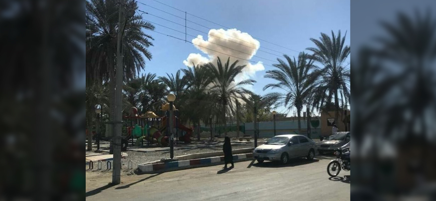 İran'ın Çabahar kentinde bombalı araç saldırısı