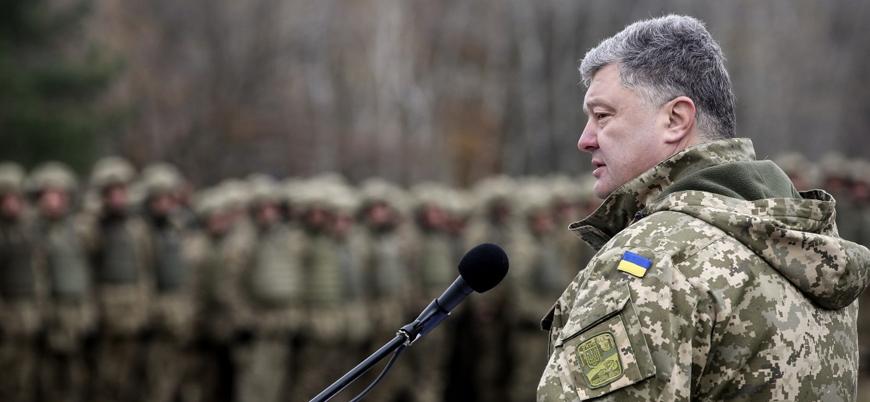 Ukrayna Rusya sınırındaki askerlerinin sayısını artırıyor
