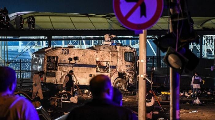 Beşiktaş saldırısında 10 tutuklama