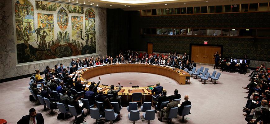 ABD'nin Hamas tasarısı BM'de reddedildi