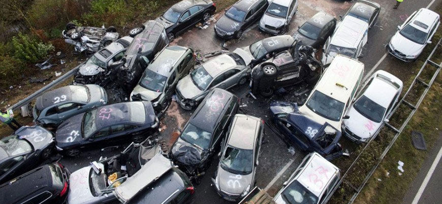 Her yıl 1,35 milyon kişi trafik kazalarında ölüyor
