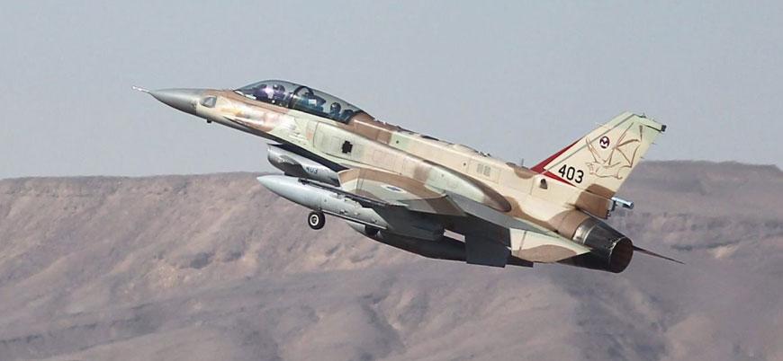 İsrail'in F-16 satışına ABD onay vermedi