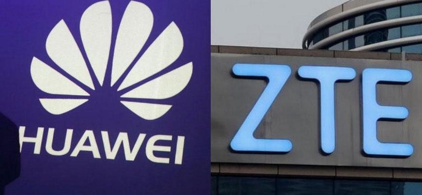 Japonya'dan güvenlik gerekçesiyle Huawei ve ZTE'ye yasak