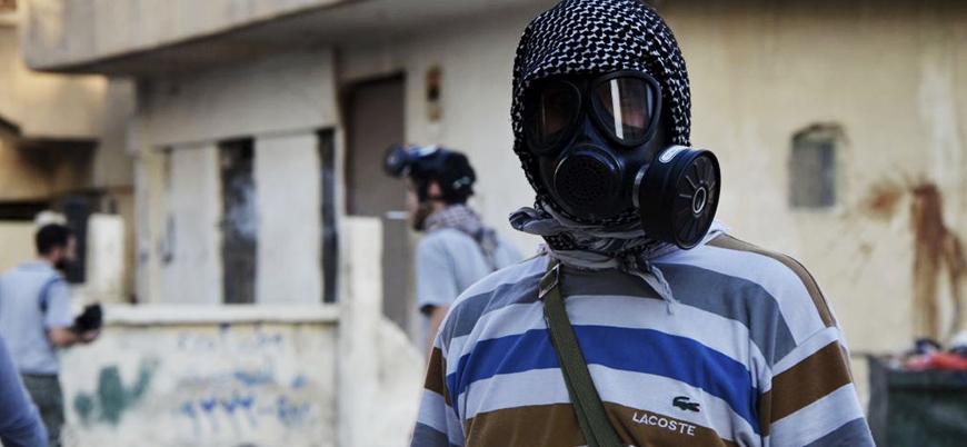 ABD: Rusya ve Esed rejimi Halep'te 'düzmece' kimyasal saldırı düzenledi