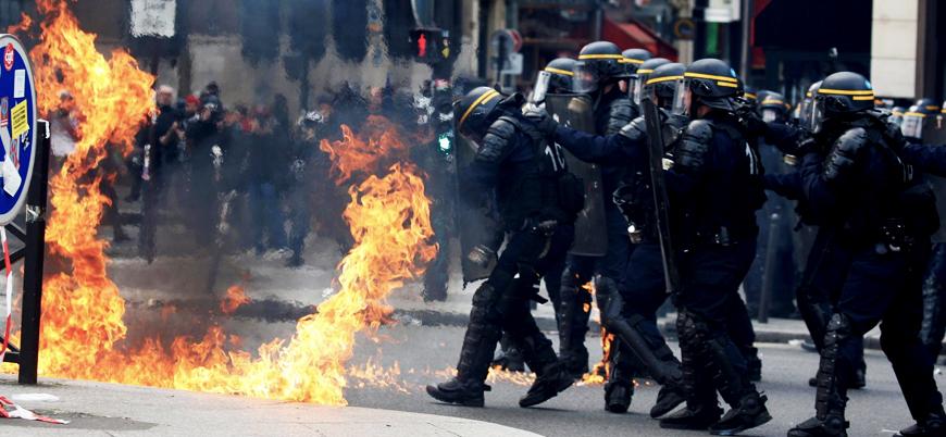 Fransa'da 'Sarı Yelekliler' gösterilerinin bilançosu 1 milyar euro