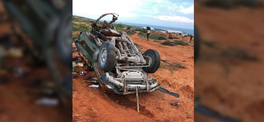 Eş Şebab'dan Somali'de üst düzey iki generale suikast